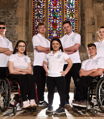 Paralympics Ireland Announces Team for Dublin 2018