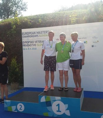 Irish Masters top up medal tally with another gold in Slovenia