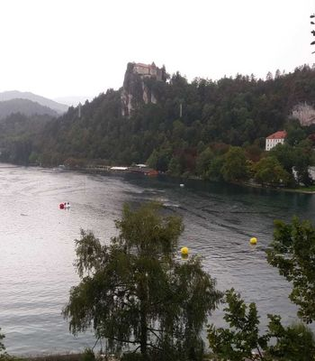 Irish Masters make a splash in Lake Bled