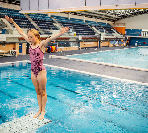 National Aquatic Centre – Dublin