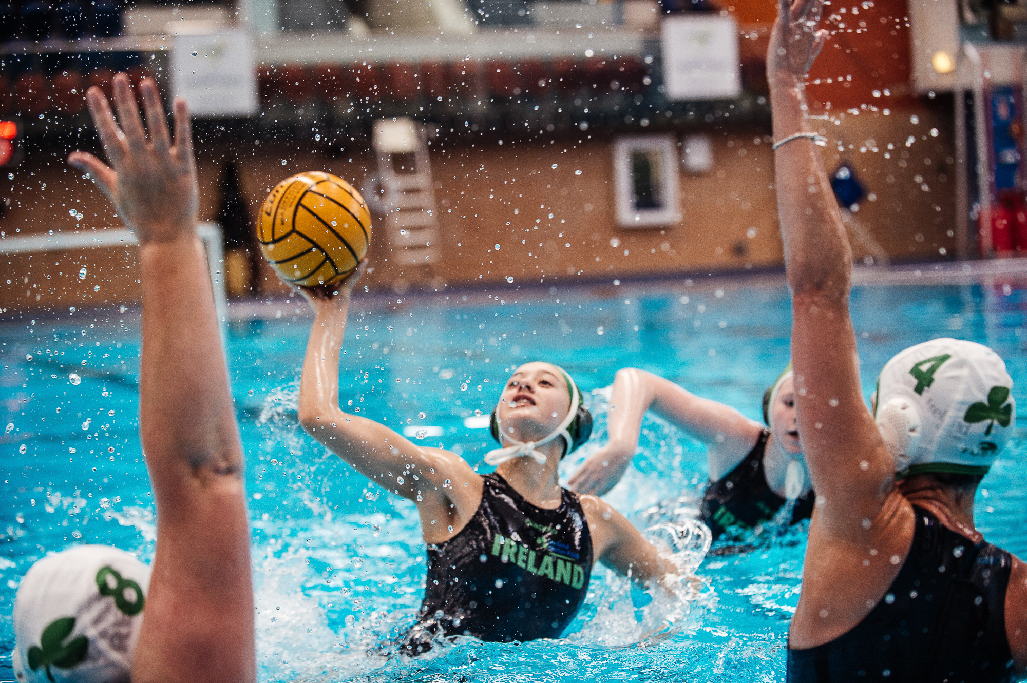 Swim Ireland Water Polo