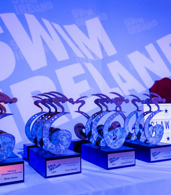 Oliver Dingley Named Swim Ireland Athlete of the Year