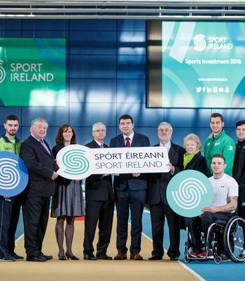 Sport Ireland Announces 2018 National Governing Body and High Performance Funding