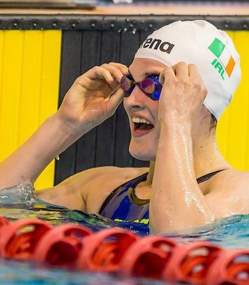 McSharry Breaks 50m Freestyle Record on Final Night in Bangor; Ards Relay Set 400m Medley Record