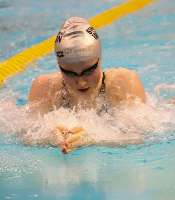 Fourth Place Finish for Coyne in Breaststroke Final