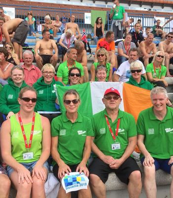 Masters add to medal haul in Slovenia