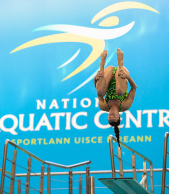 Divers Announced for Summer Internationals