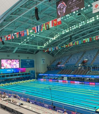 World Championships - Swimming & Diving