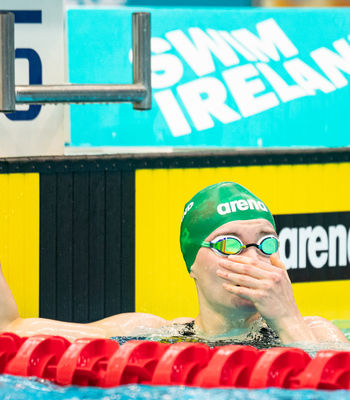 Brilliant Bronze for McSharry in Glasgow