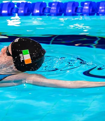Eleven Irish Records Tumble on Opening Night of Irish Swimming Championships