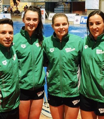 Divers Impress on First International Outing of 2020