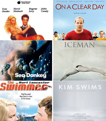 16 Swimming Films for Swimspiration