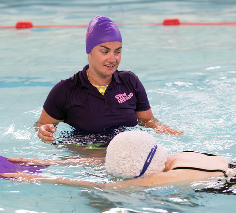 It's Never Too Late to Learn - Adult Learn to Swim Series