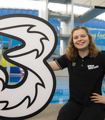 Swim Ireland Launch Affinity Programme with Three Ireland