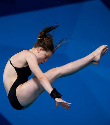Tanya Watson first Irish female diver to qualify for Olympics