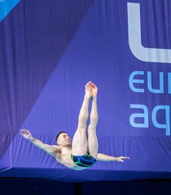 Dingley Completes Ireland's Unforgettable Diving World Cup
