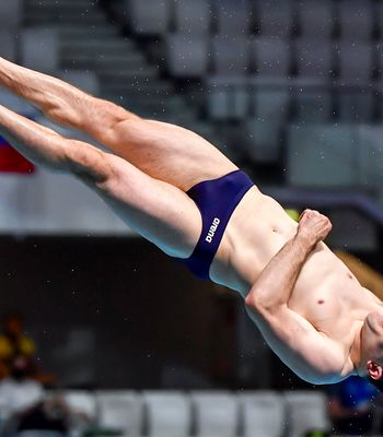 Oliver Dingley takes 16th in 3m Springboard in Budapest
