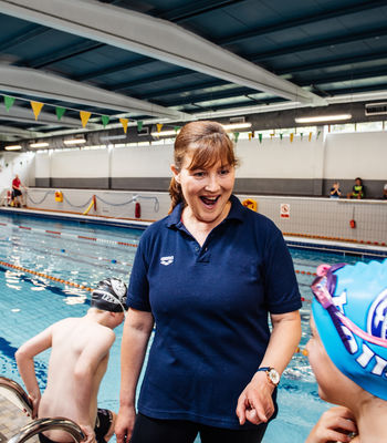 Swim Ireland Supports Autism Awareness Day 2021